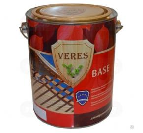 Верес База грунтовочн. состав без/цвет 2,7 литра