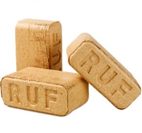 Топливные брикеты RUF (хвоя)